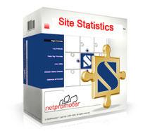 Статистика сайта от NetPromoter
